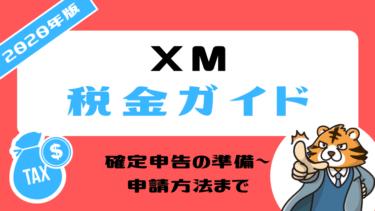 【2020年版XM税金ガイド】確定申告の準備~申請方法まで